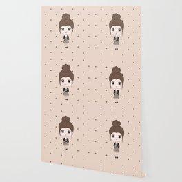 Virgo Girl Wallpaper