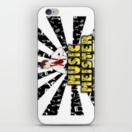 MM iPhone Skin