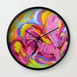 Love You! Wall Clock