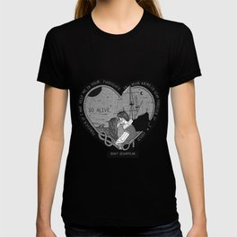 """So alive"" by Ryan Adams T-shirt"
