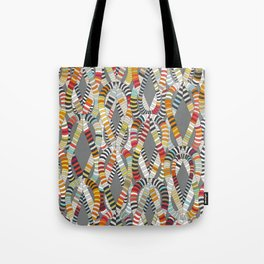 knot drop Tote Bag