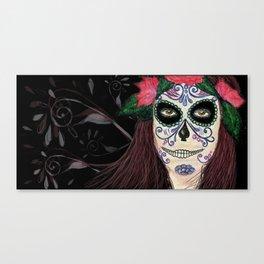 Catrina Canvas Print