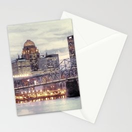 Louisville Kentucky Stationery Cards