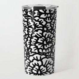 KAOU {B+W} Travel Mug