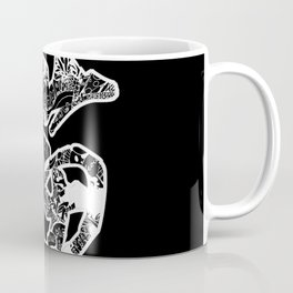 Chinese Meow Coffee Mug
