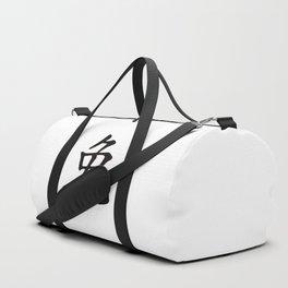 Chinese zodiac sign Rabbit Duffle Bag