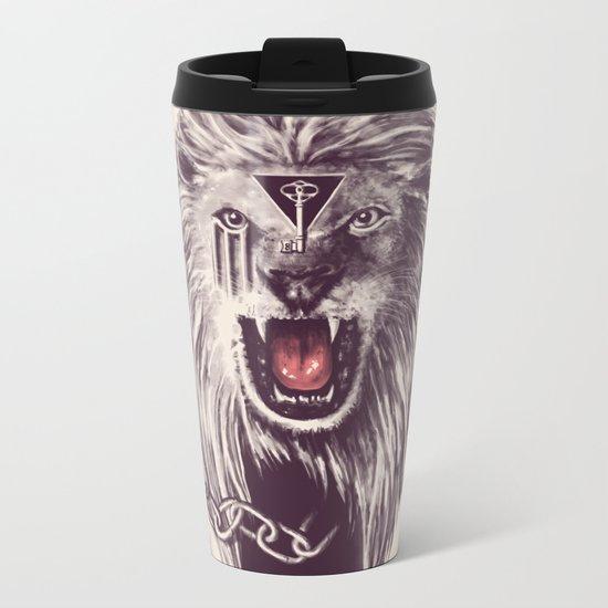 Libertas Metal Travel Mug