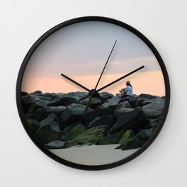 JETTY SUN Wall Clock
