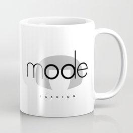 Edna Mode Fashion (logo big) Coffee Mug