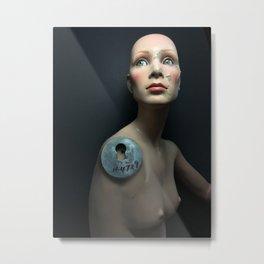 Annette Metal Print