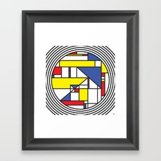 Getz Framed Art Print