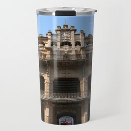Plaza de toros - Matteomike Travel Mug