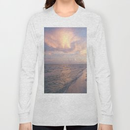 Sunset on Sanibel Long Sleeve T-shirt