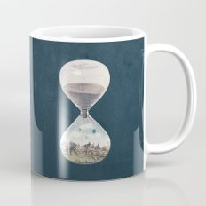 There's A City Where Time Stopped Long Ago Mug