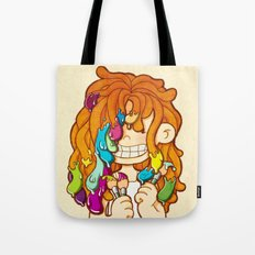 manchas  Tote Bag