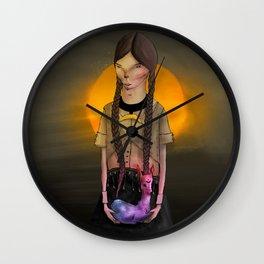 nordic Wall Clock