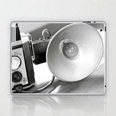Vintage Brownie Laptop & iPad Skin