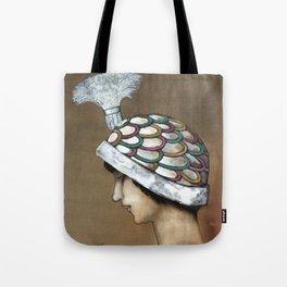 Xavier Gose - Modelo de sombrero Tote Bag