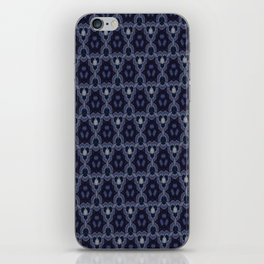 Blueish iPhone Skin
