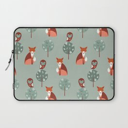 Fox Woods Laptop Sleeve