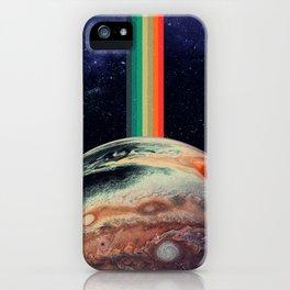 Retro Jupiter iPhone Case