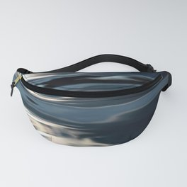 Water Ripples Fanny Pack