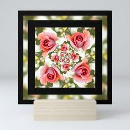 Roses of Romance Mini Art Print