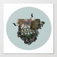 BLOOM Canvas Print