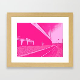 Bridge 17 Framed Art Print