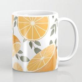 Sliced Up Coffee Mug