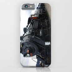 Vintage Railroad Steam Train Slim Case iPhone 6