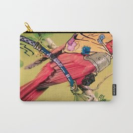 Birds In Armor 2 Carry-All Pouch
