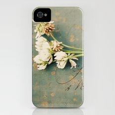 clover Slim Case iPhone (4, 4s)