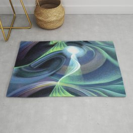 Emotional Activation - Abstract Rug