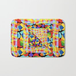 Candy Rainbow Medley Bath Mat