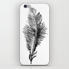 Free Falling Negative iPhone & iPod Skin