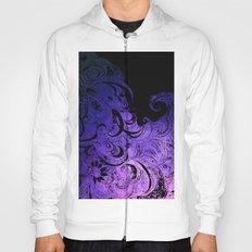 Purple Wave Hoody