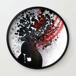 Battles of The Mind Wall Clock