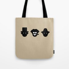 chico, harpo & groucho Tote Bag