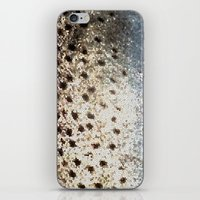 trout iPhone & iPod Skins featuring Trout Scales by Mister Groom