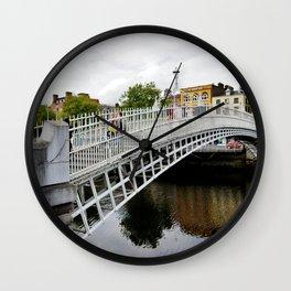 Ha'penny Day Wall Clock