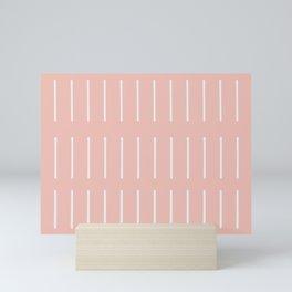 Organic / Blush Mini Art Print
