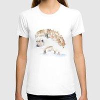 hedgehog T-shirts featuring Hedgehog by Susan Windsor