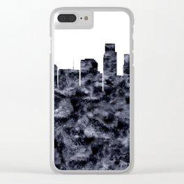 Corpus Christi Texas Clear iPhone Case