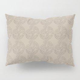 MAD HUE Total Tan Pillow Sham