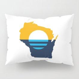 Milwaukee Wisconsin Pillow Sham