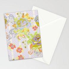 Moderne Chintz Stationery Cards