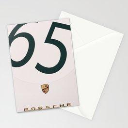 Porsche 550 Spyder Stationery Cards