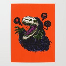 Grim Reapersaur Poster
