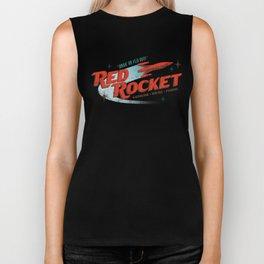 Red Rocket Biker Tank
